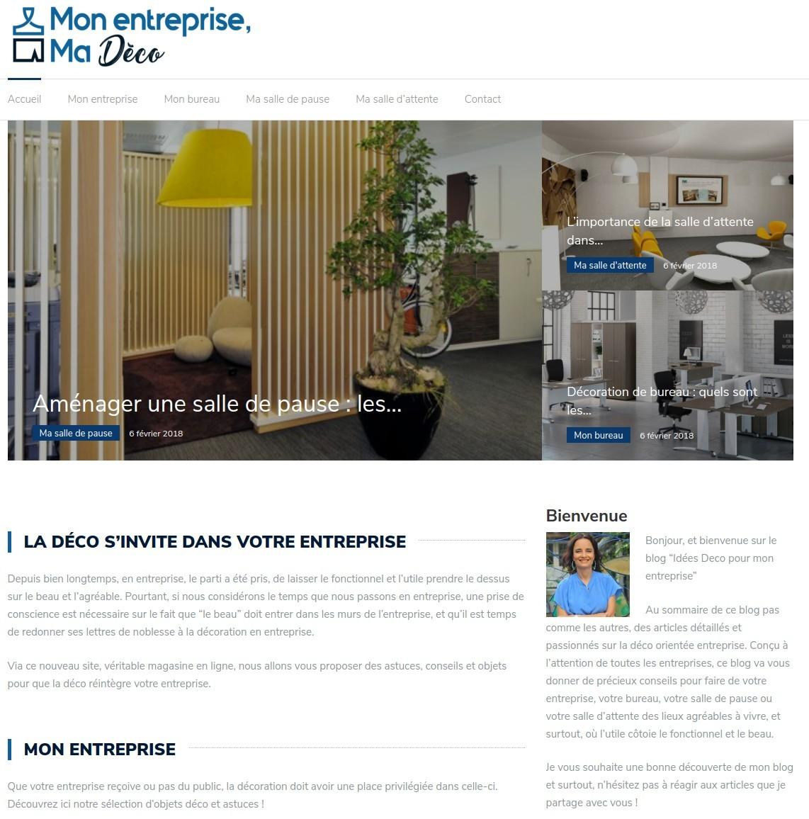 Coaching Deco Pas Cher création site internet à nouméa : petit budget, mais